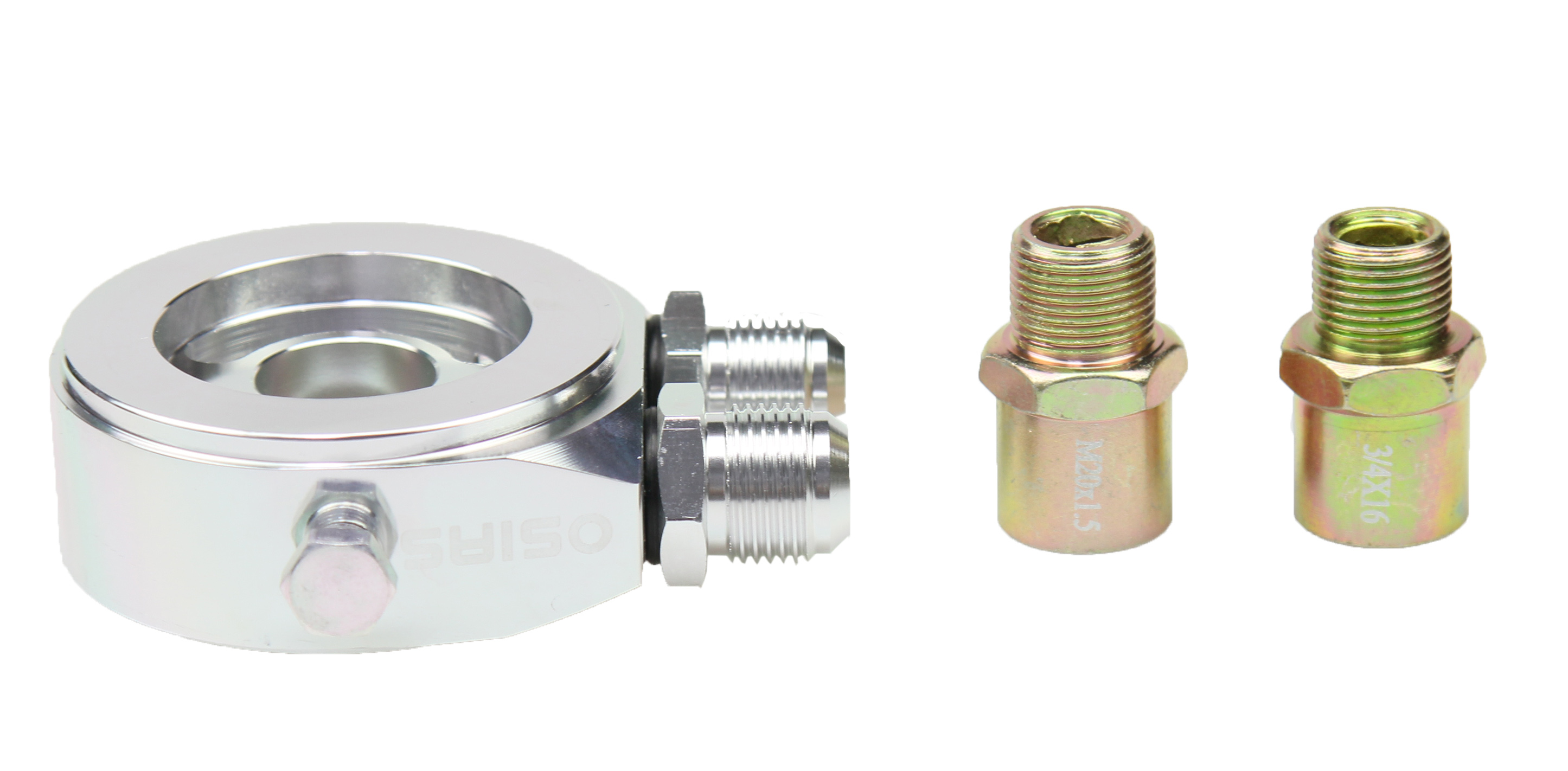 MALE ADAPTOR FITTING M20 X 1.5 MM MOCAL OIL COOLER FILTER SANDWICH PLATE MALE