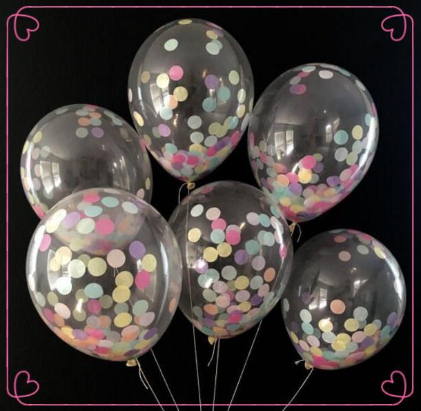 "1//5//10//20pcs Birthday Wedding Party Decor Latex Helium Quality Balloons 12/"""