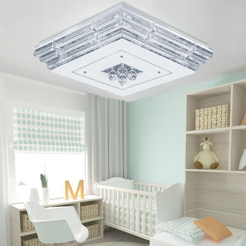 36w led deckenleuchte wohnzimmer deckenlampe k che leuchte beleuchtung kaitwei ebay. Black Bedroom Furniture Sets. Home Design Ideas
