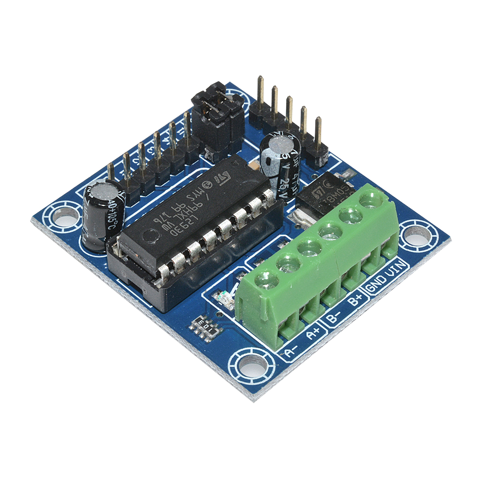 2 5 10pcs Mini L293d Module Motor Driver Shield Expansion Board For Ic Circuit Free Circuits Arduino Uno