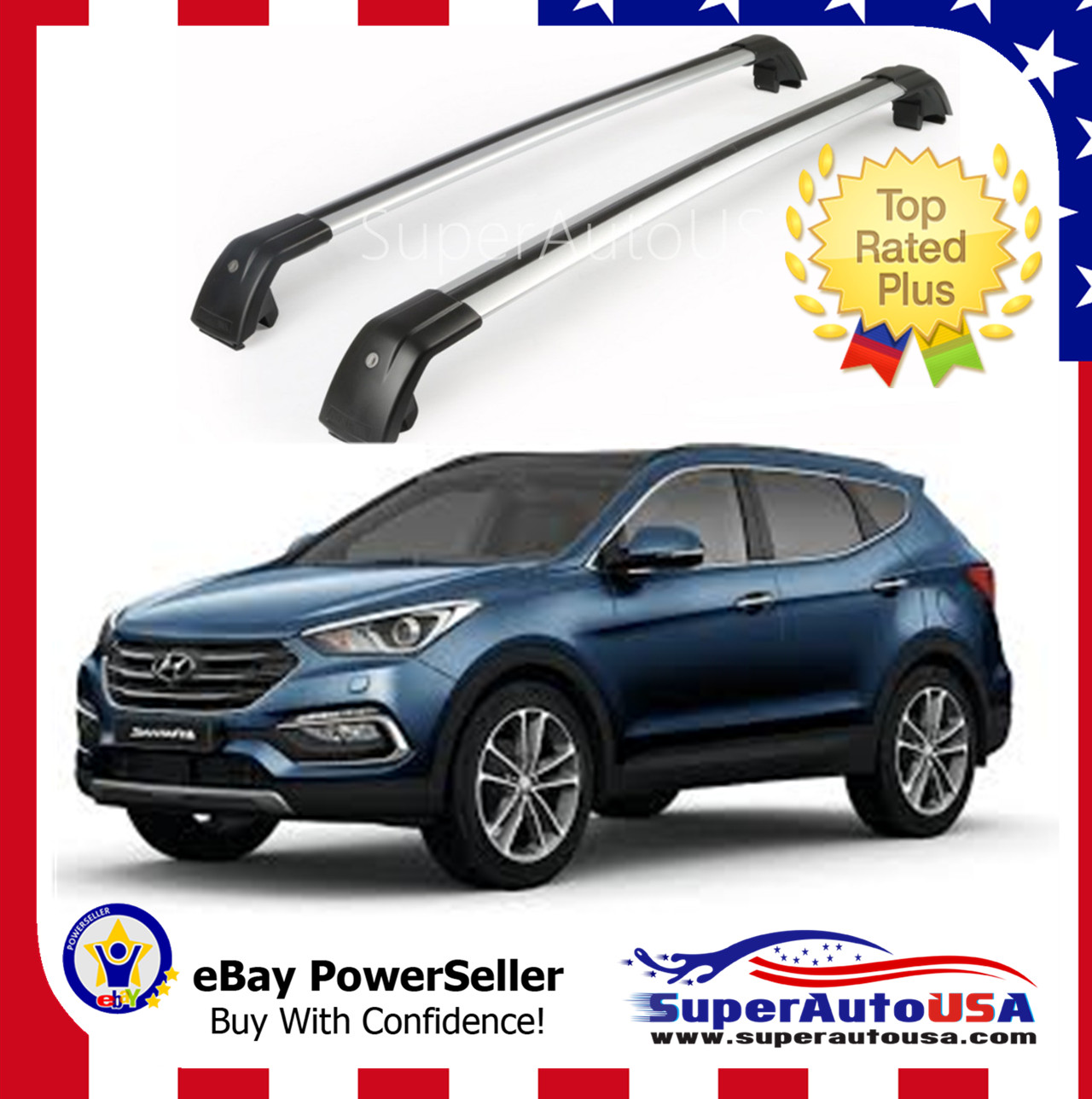 Top Roof Rack For Hyundai Santa Fe Sport 2013 2017