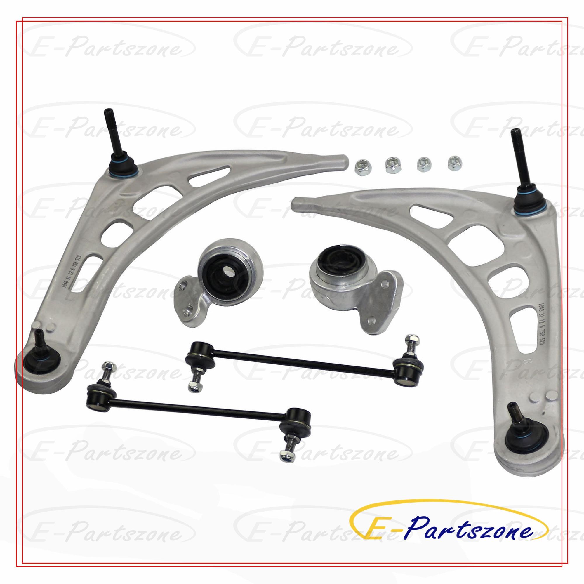 Bmw Z4 Armrest: Front Wishbone Suspension Control Arm Links Kit BMW 325i