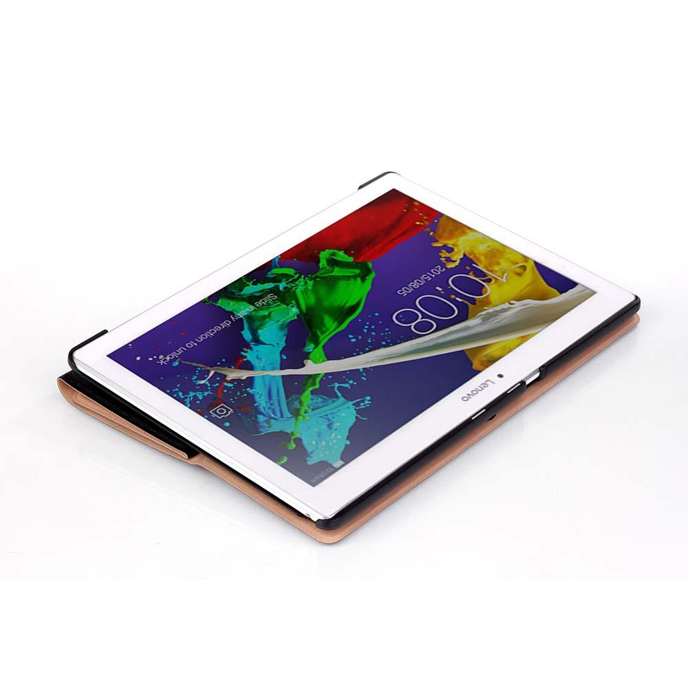 ultra slim lightweight smart cover case for lenovo tb x103f 10 1 inch tablet ebay. Black Bedroom Furniture Sets. Home Design Ideas
