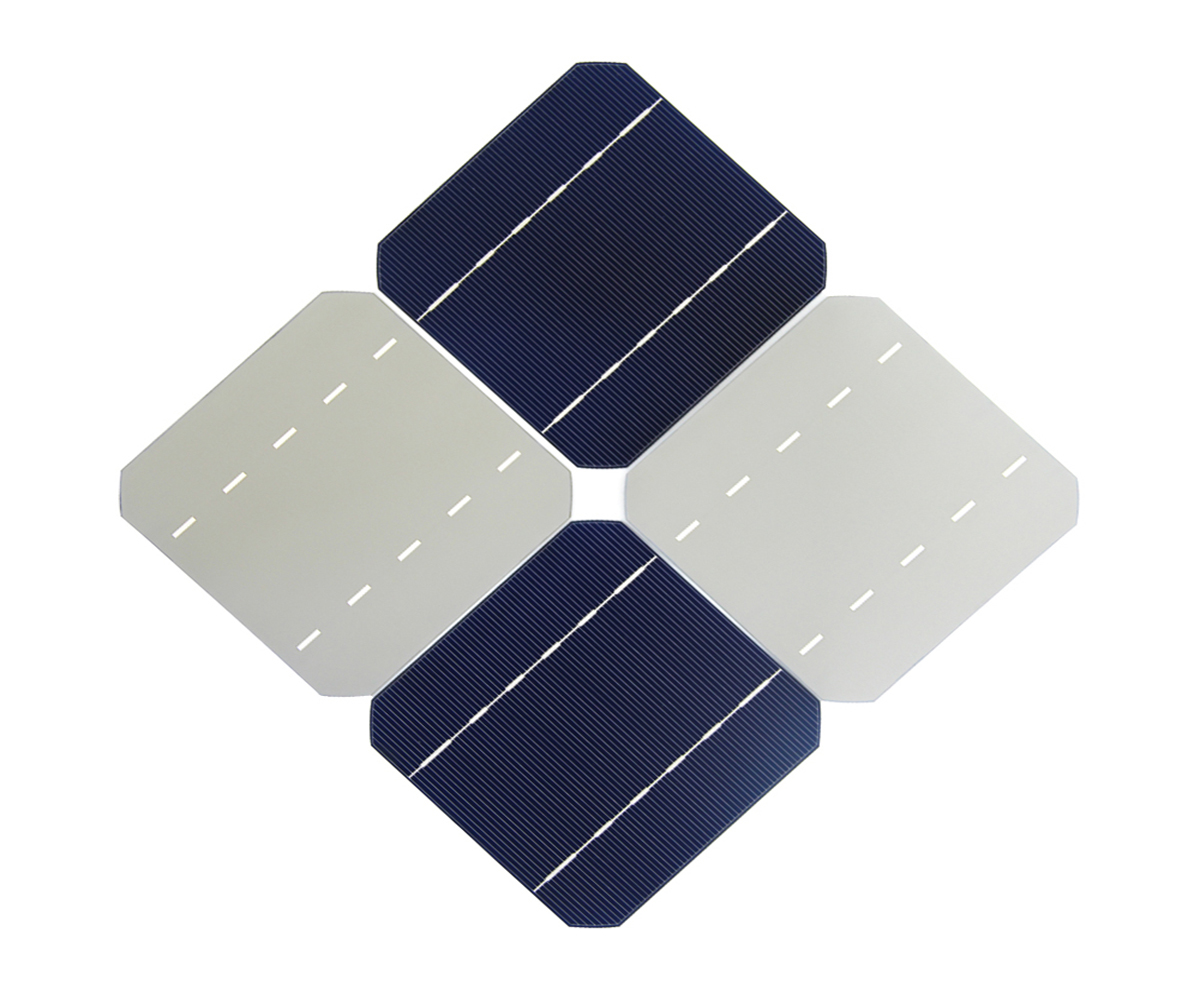 125mm Mono Solar Cell 5 Inch A Grade 2 7w For Diy Solar
