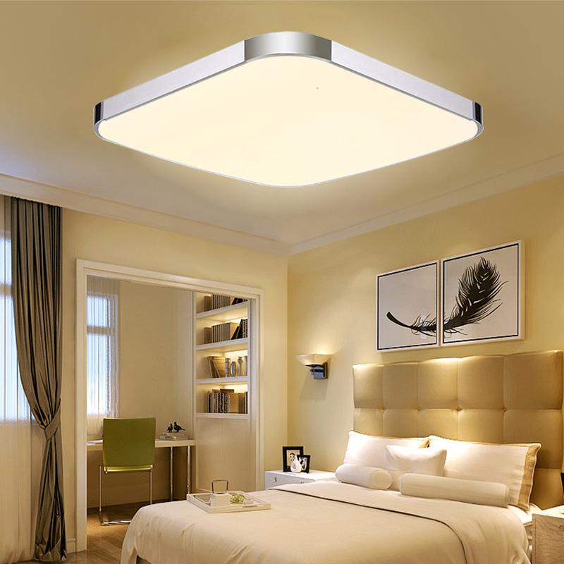12w panel led deckenlampe deckenleuchte flurleuchte wandlampe badleuchte lampe ebay. Black Bedroom Furniture Sets. Home Design Ideas