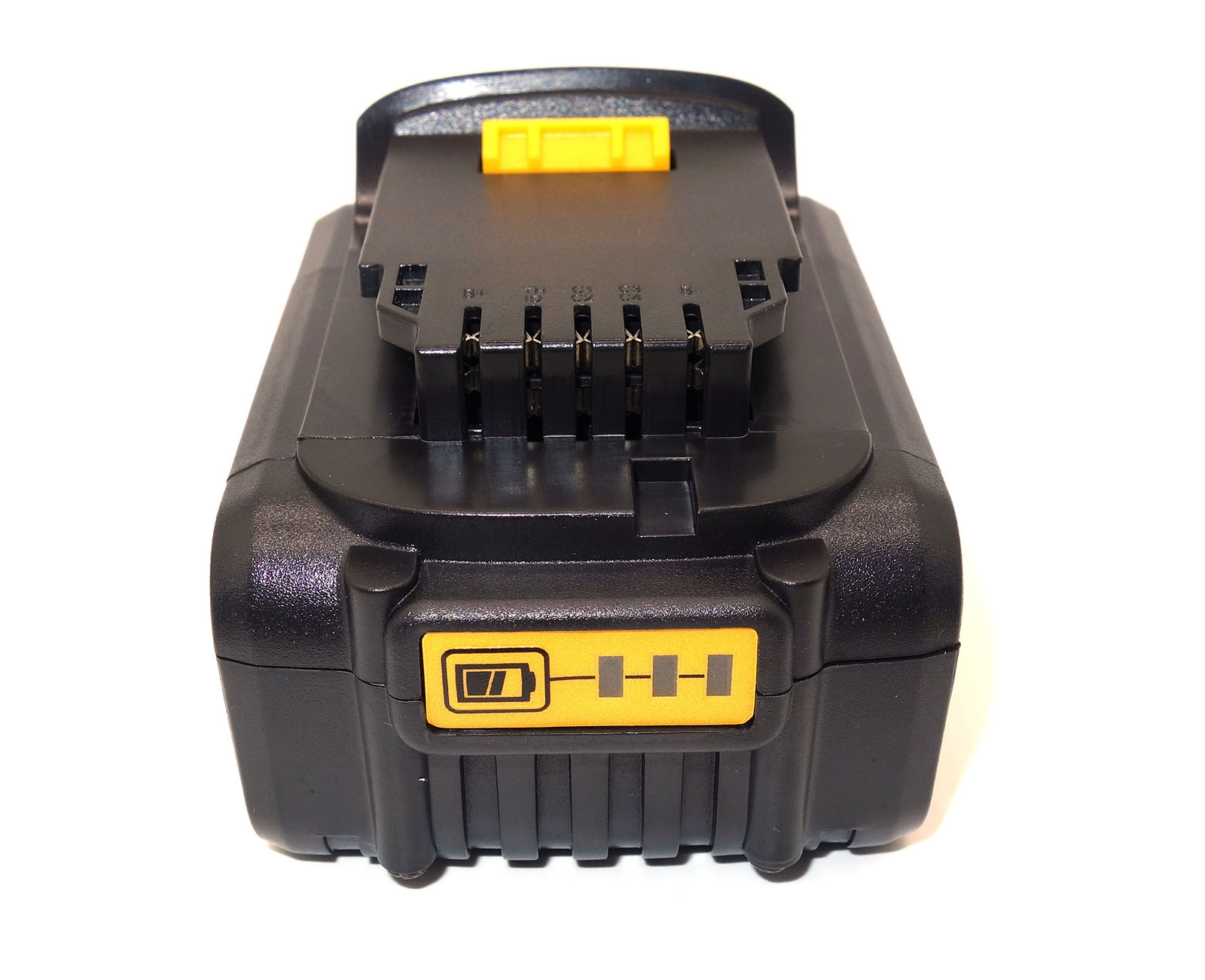 For Dewalt Dcb184 Dcb182 18volt Li Ion Xr 5ah Slide