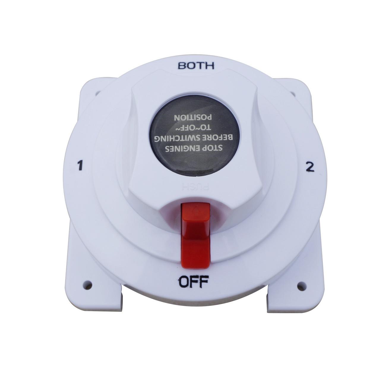 perko battery switch instructions