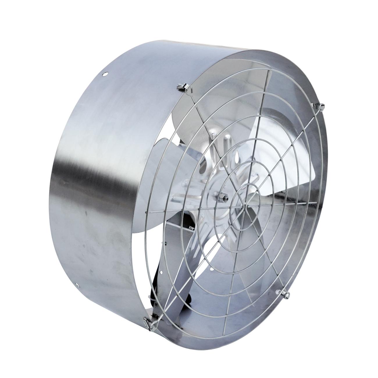 3000 Cfm 65w Air Vent Gable Mount Power Attic Ventilator