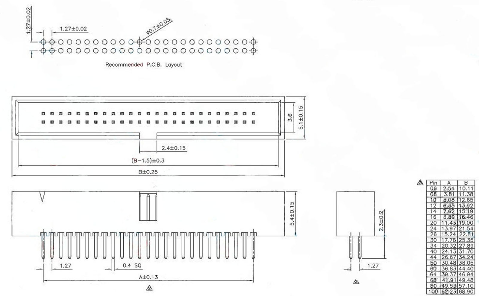 2x5 1394 6 Pin Wiring Diagram Will Be A Thing Pollak Way Trailer Wire Deutsch
