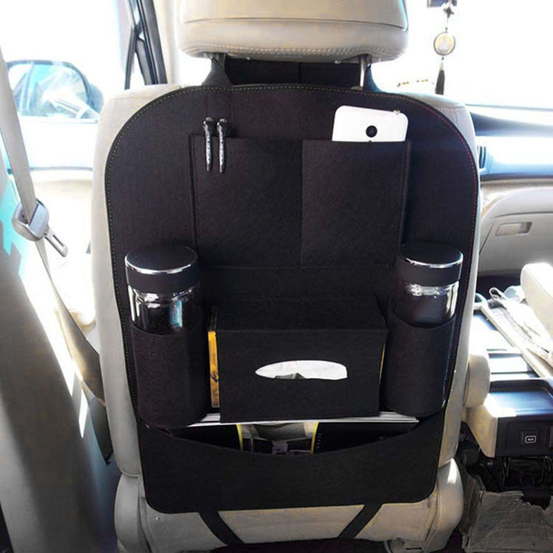 Product Overview Black Auto Car Seat
