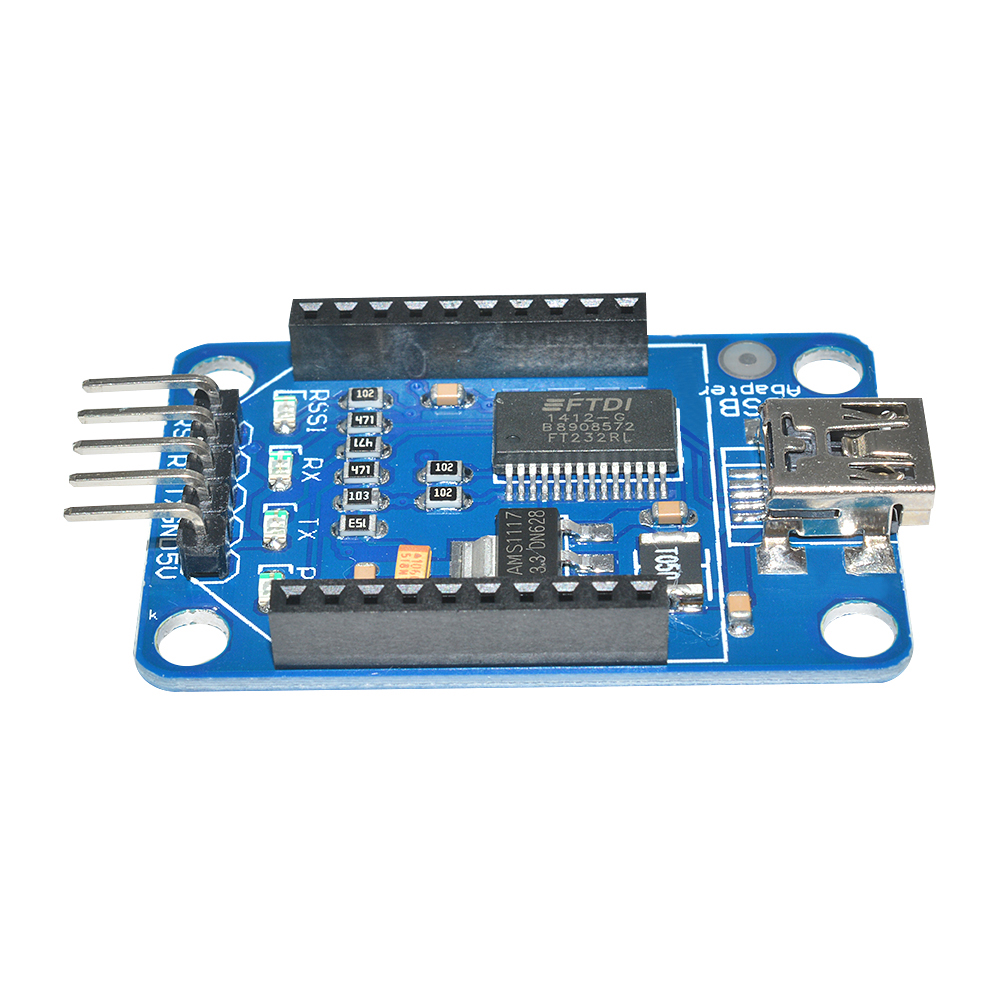 Pro Mini Btbee Bluetooth Bee Usb To Serial Port Xbee Adapter For Ft232rl Arduino Programming Board With Integrated Ic It Can Be Used Or Communicating Which Basic