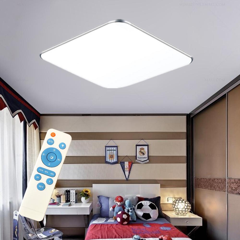 led 24w rgb wandlampe deckenlampe deckenleuchte flurlampe flurleuchte k che 642940400252 ebay. Black Bedroom Furniture Sets. Home Design Ideas