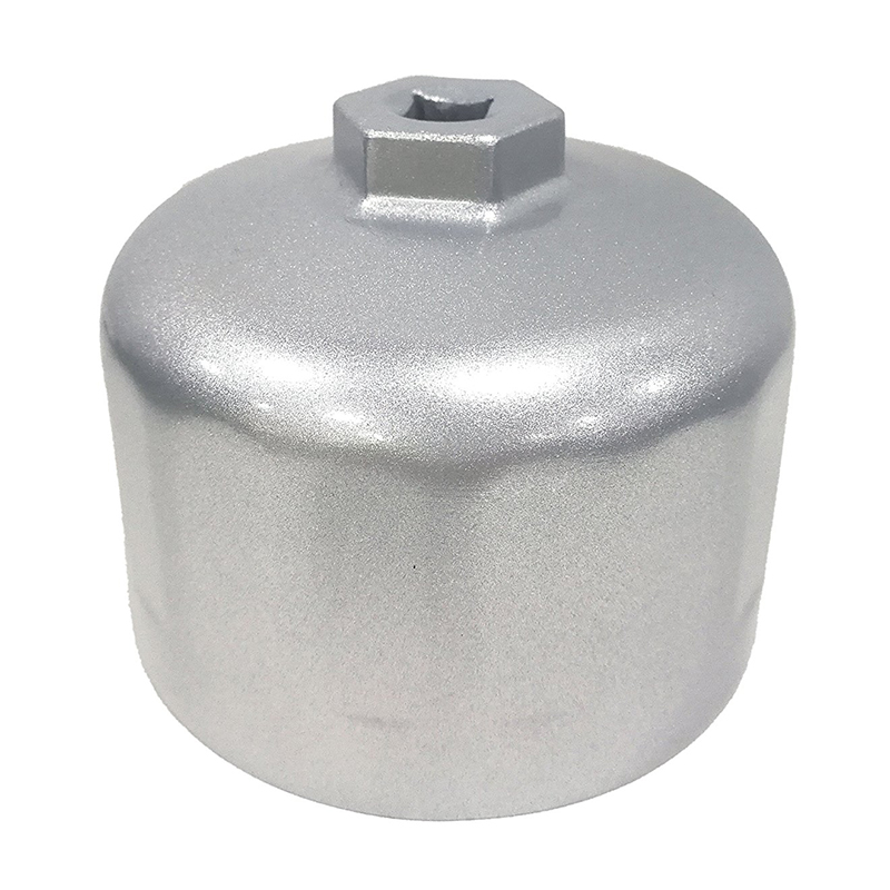 Oil Filter Wrench 86mm Housing Cap Remover Tool Socket For