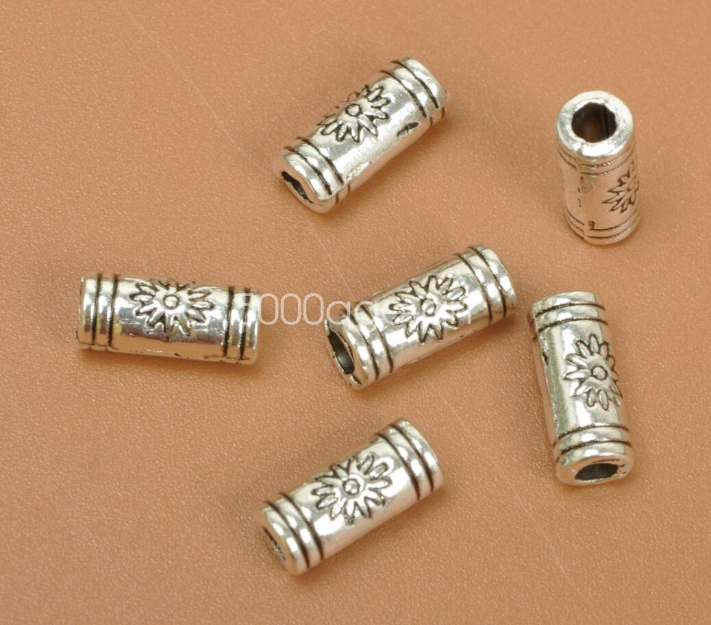 24 navettes dos plat 8x4mm en verre idéal à coller ou sertir aquamarine