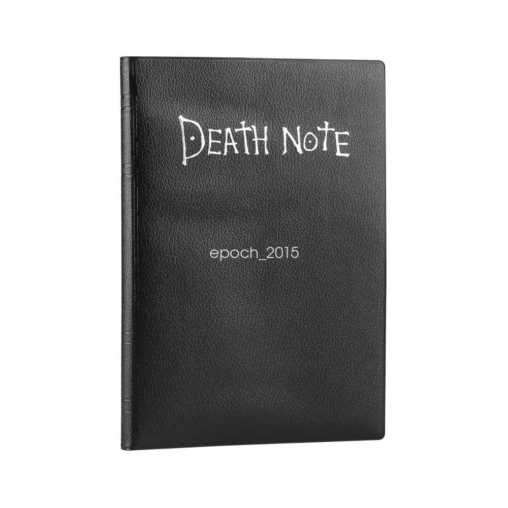death note notizbuch tagebuch buch japan anime cosplay mit. Black Bedroom Furniture Sets. Home Design Ideas