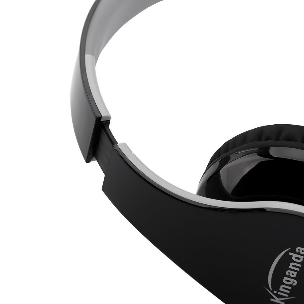 bt 513 kabellos bluetooth kopfh rer headset mit mikrofon. Black Bedroom Furniture Sets. Home Design Ideas