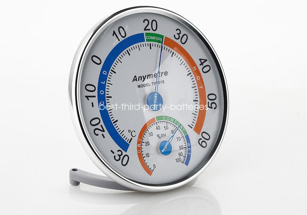 innen au en thermometer hygrometer luftfeuchtigkeit kombiger te messger t. Black Bedroom Furniture Sets. Home Design Ideas