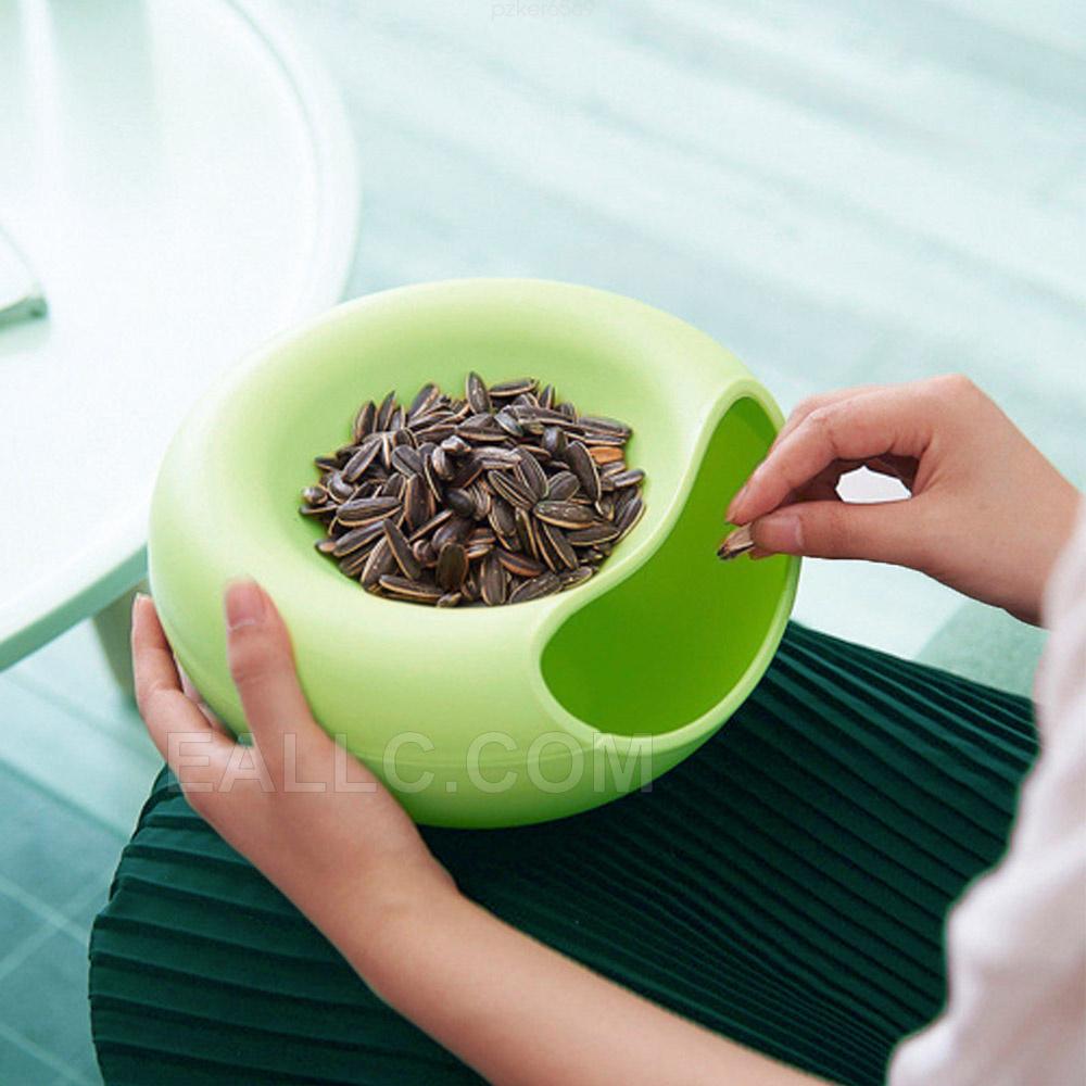 sch ssel snackschale schale f r sonnenblumenkerne n sse pistazien bowl semechki ebay. Black Bedroom Furniture Sets. Home Design Ideas