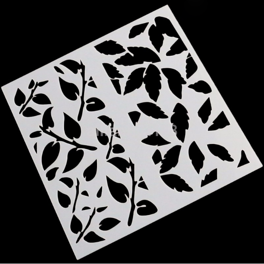 Uk Layering Stencils Templates For Scrapbooking Drawing