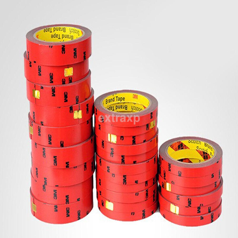 3m Strong Permanent Double Sided Super Self Adhesive