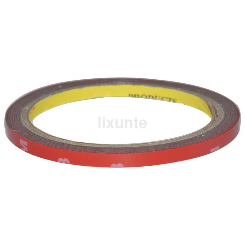 For Auto Truck Car Acrylic Foam Double Sided Adhesive 3m Tape Length 3m Ebay