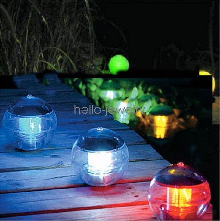 led schwimmleuchte solarkugeln schwimmkugeln kugelleuchte solar leuchte lampe ebay. Black Bedroom Furniture Sets. Home Design Ideas