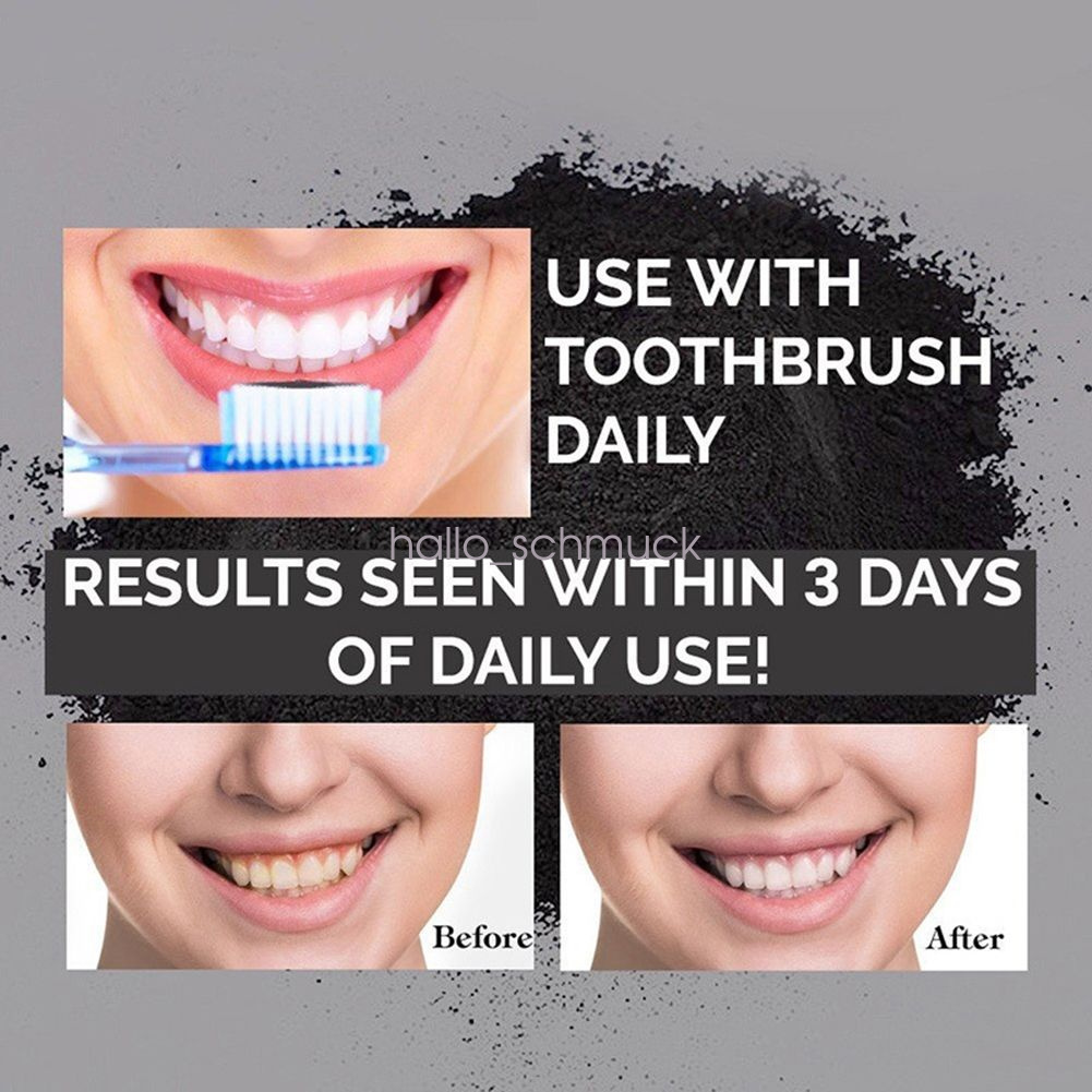 100 Organic Coconut Activated Charcoal Natural Teeth Whitening C Toothbrush Slimsoft Ch 1s What Is