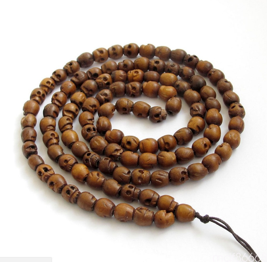 how to make tibetan prayer beads