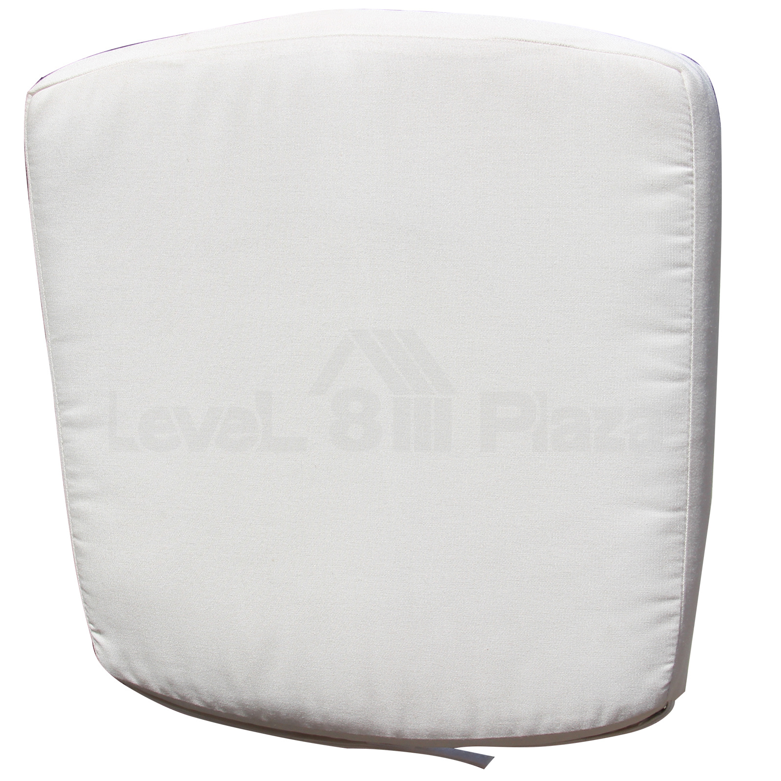 New sunbrella outdoor chair cushion tie on patio seat pad for Chair cushion covers with ties
