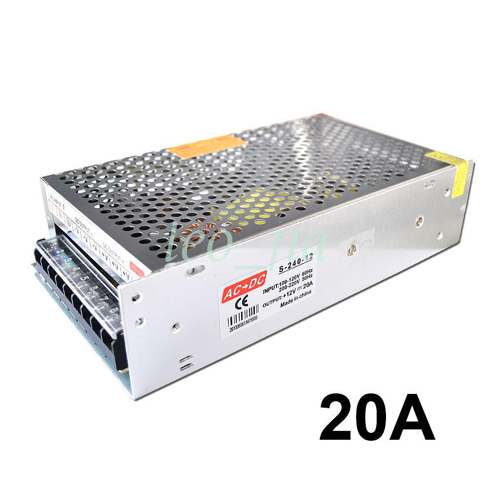 Transformer 110v 220v To 12v 24v Switch Power Supply