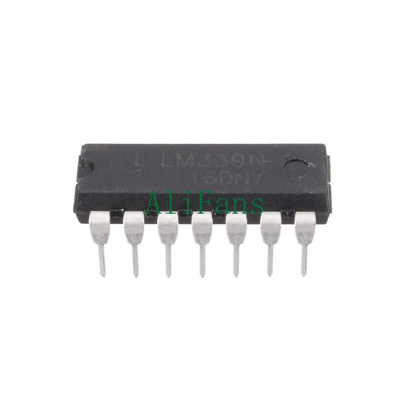 Comparators ICs DIP-14 LM339N Lots of 4