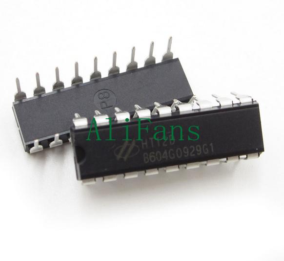5PCS Hotek HT12D HT-12D HT12D DIP-18 IC Remote Decoder