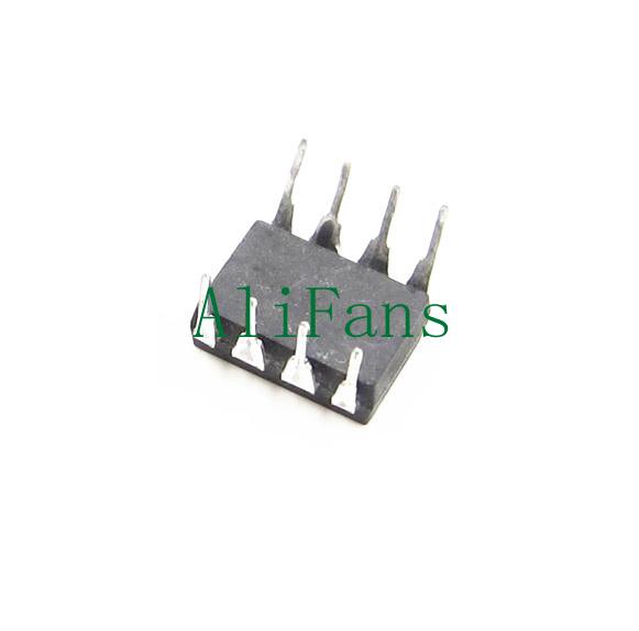 20Pcs New D//A Converter IC PHILIPS DIP-8 TDA1543 100/%