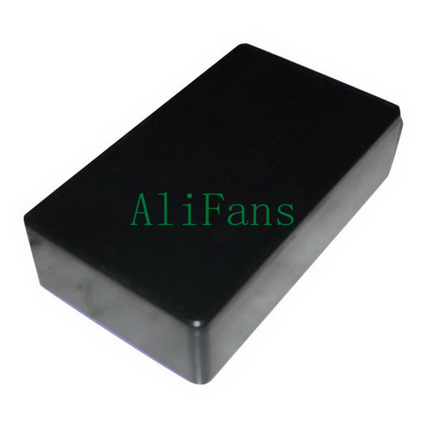 5 Pcs 100*60*25mm Plastic Electronic Project Box Enclosure Instrument Case O9B1