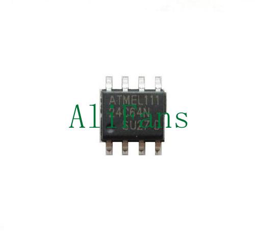 50PCS ATMEL AT24C64DH AT24C64 SOP8 24C64 SOP-8 64 Serial EEPROM