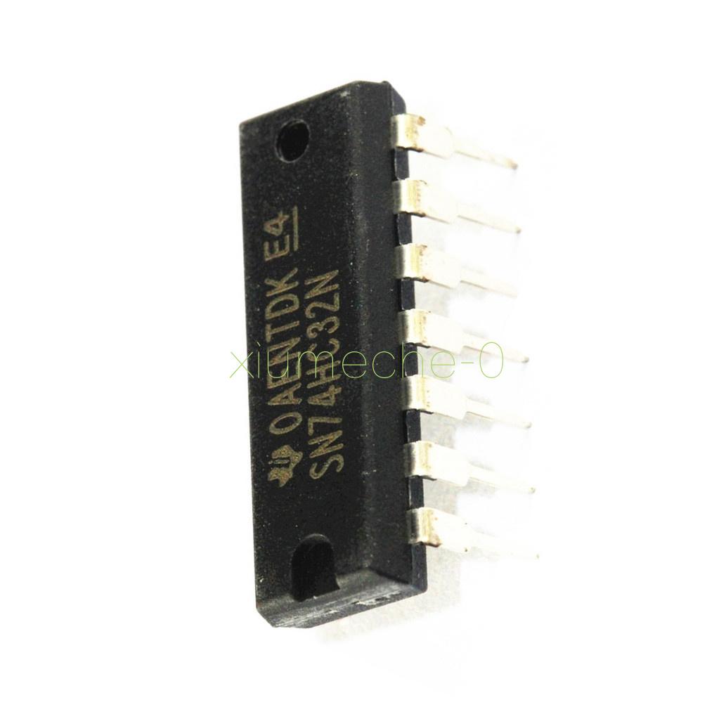 10PCS 74HC32 7432 74HC32N Quadruple 2-Input OR Gates DIP-14