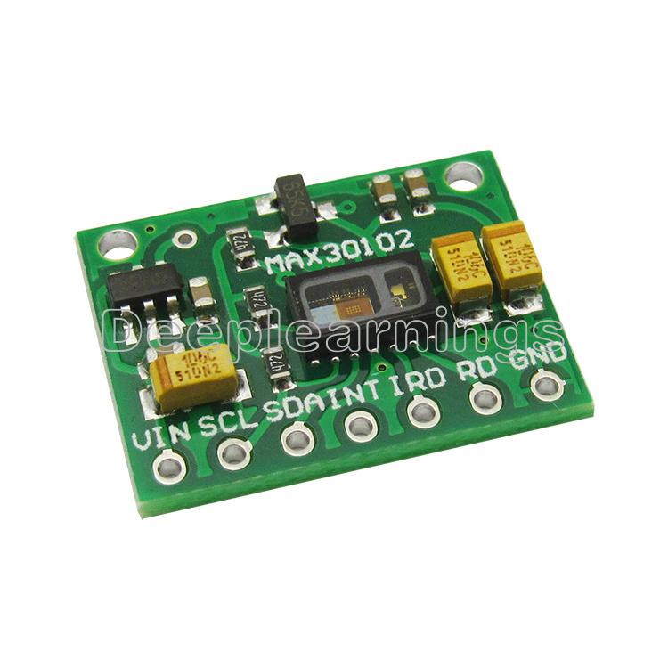MAX30102 Oximeter Heart Rate Beat Pulse Sensor 1.8V-3.3V Replace MAX30100 HIECJQ