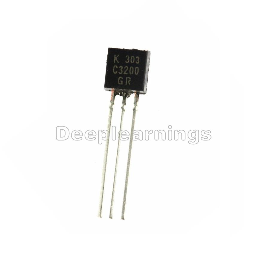 50PCS Transistor 2SC3200 C3200 Power transistor new