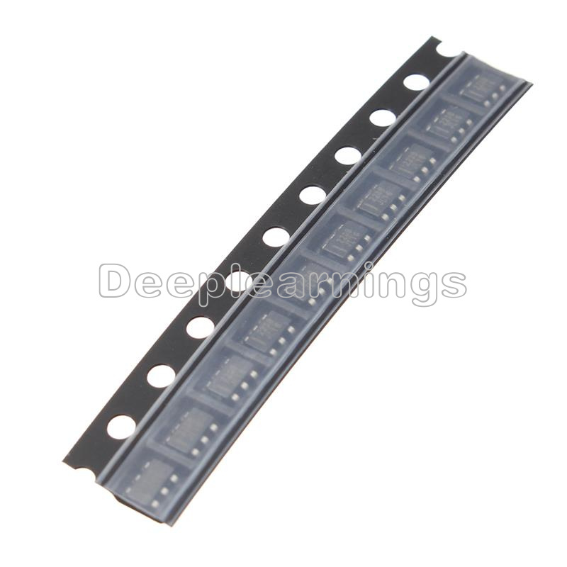 20Pcs TTP223 SOT23-6 One-touch key detecting IC