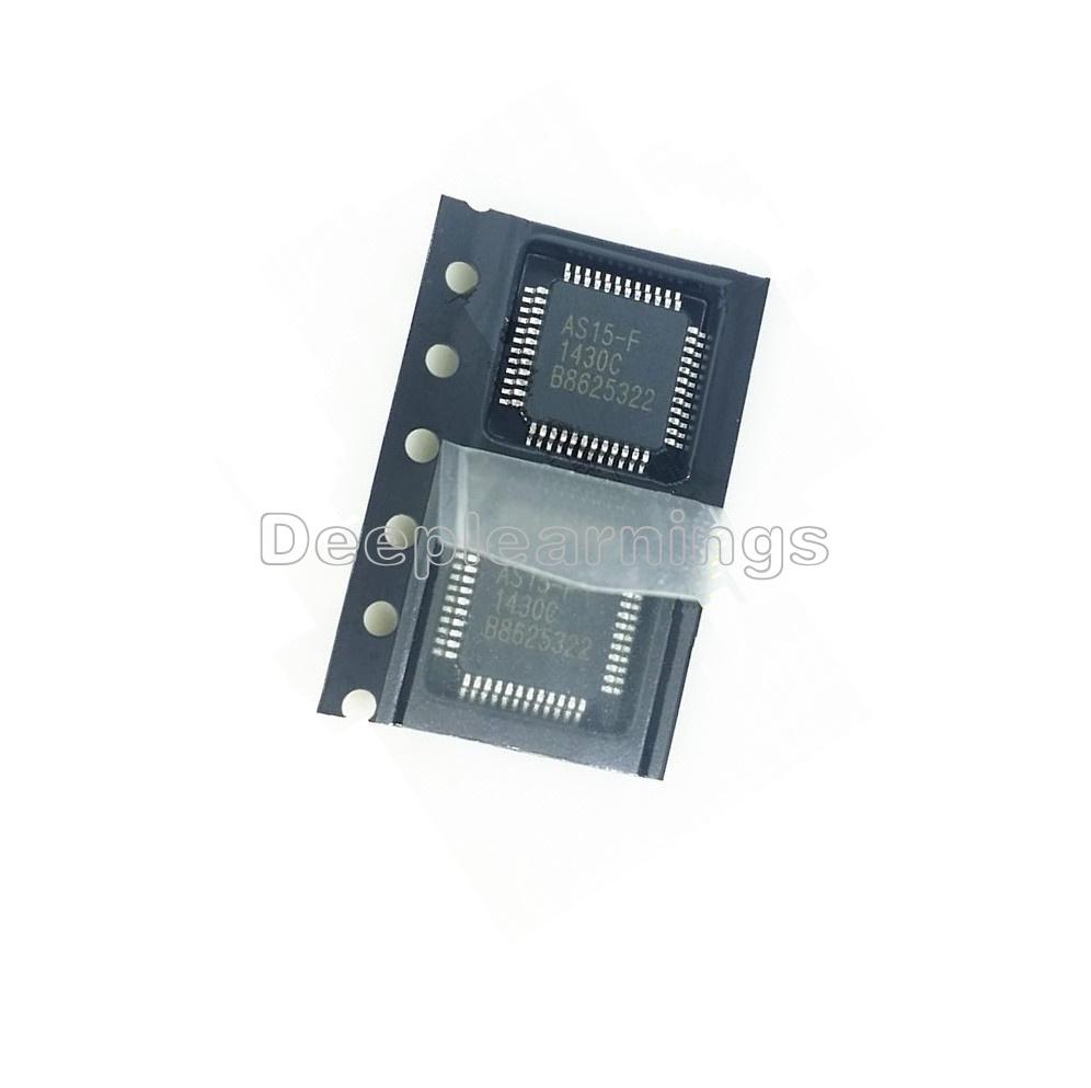 2 Pcs New As15 F As15f Qfp 48 Original Integrated Circuit Ic Ebay An