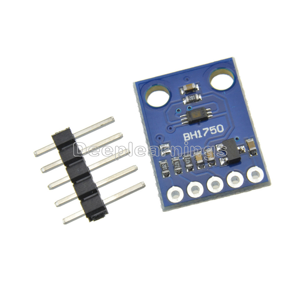 Details about 2pcs BH1750FVI Digital Light intensity Sensor Module For AVR  Arduino 3V-5V power
