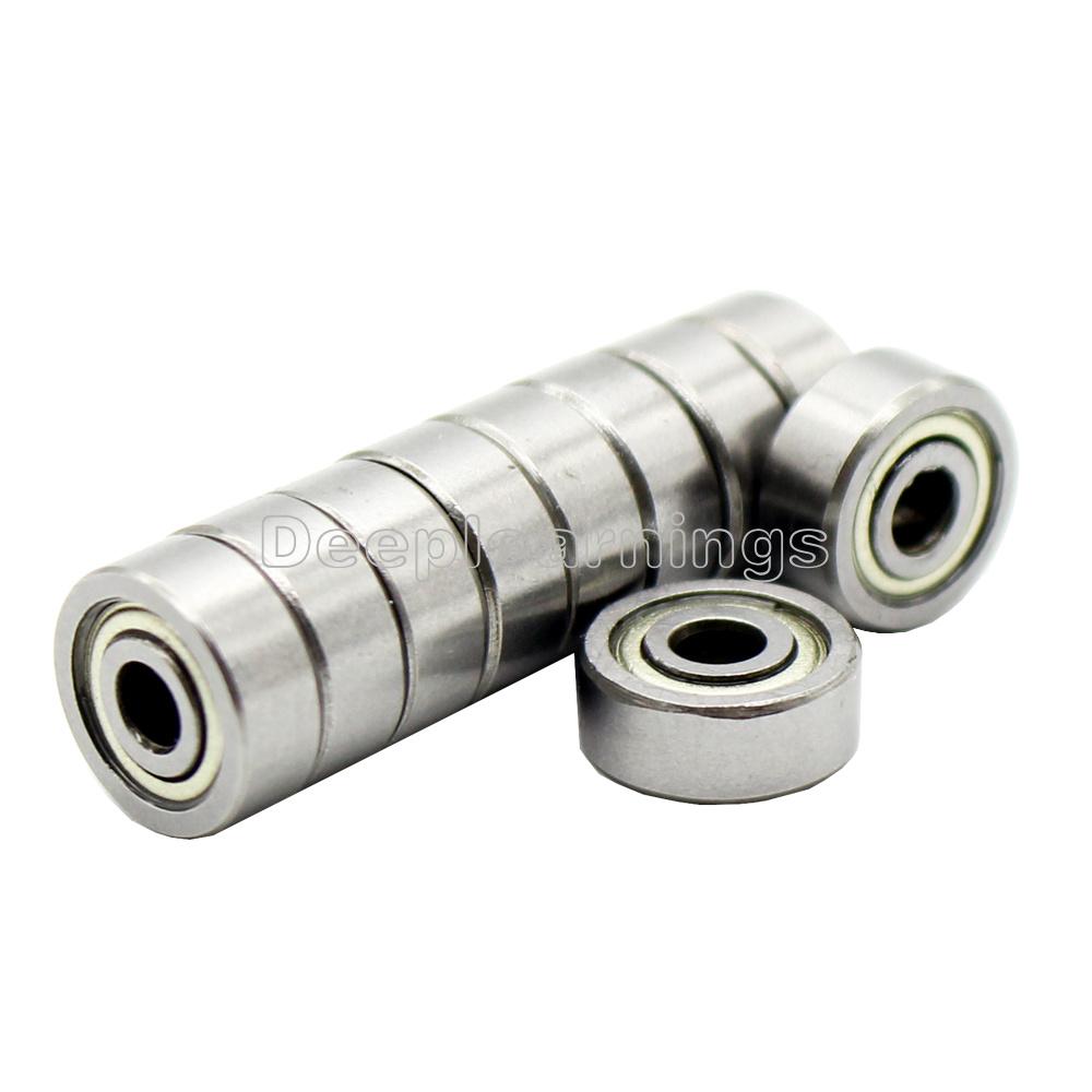 10 pcs 623ZZ  3*10*4  3x10x4mm Metal Shielded Ball Bearing Bearings