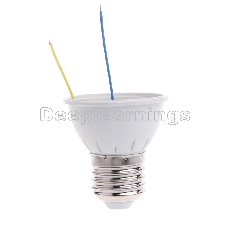 1 Set Energy-Saving 38 LEDs Lamps DIY Kits Electronic Suite White No LED Board