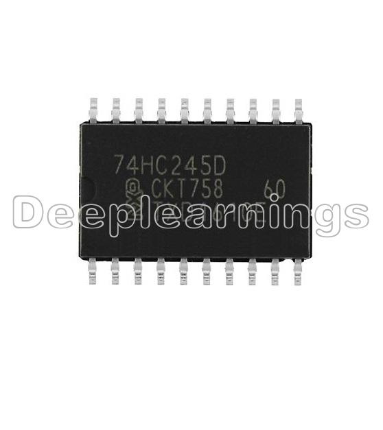 10PCS 74HC245D 74HC245 IC SOP-20 SMD GOOD QUALITY