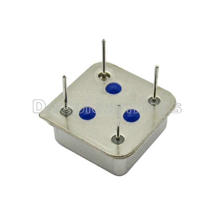 5PCS 100.00 MHz 100 MHz 100 M Hz DIP-4 Active Crystal oscillateurs