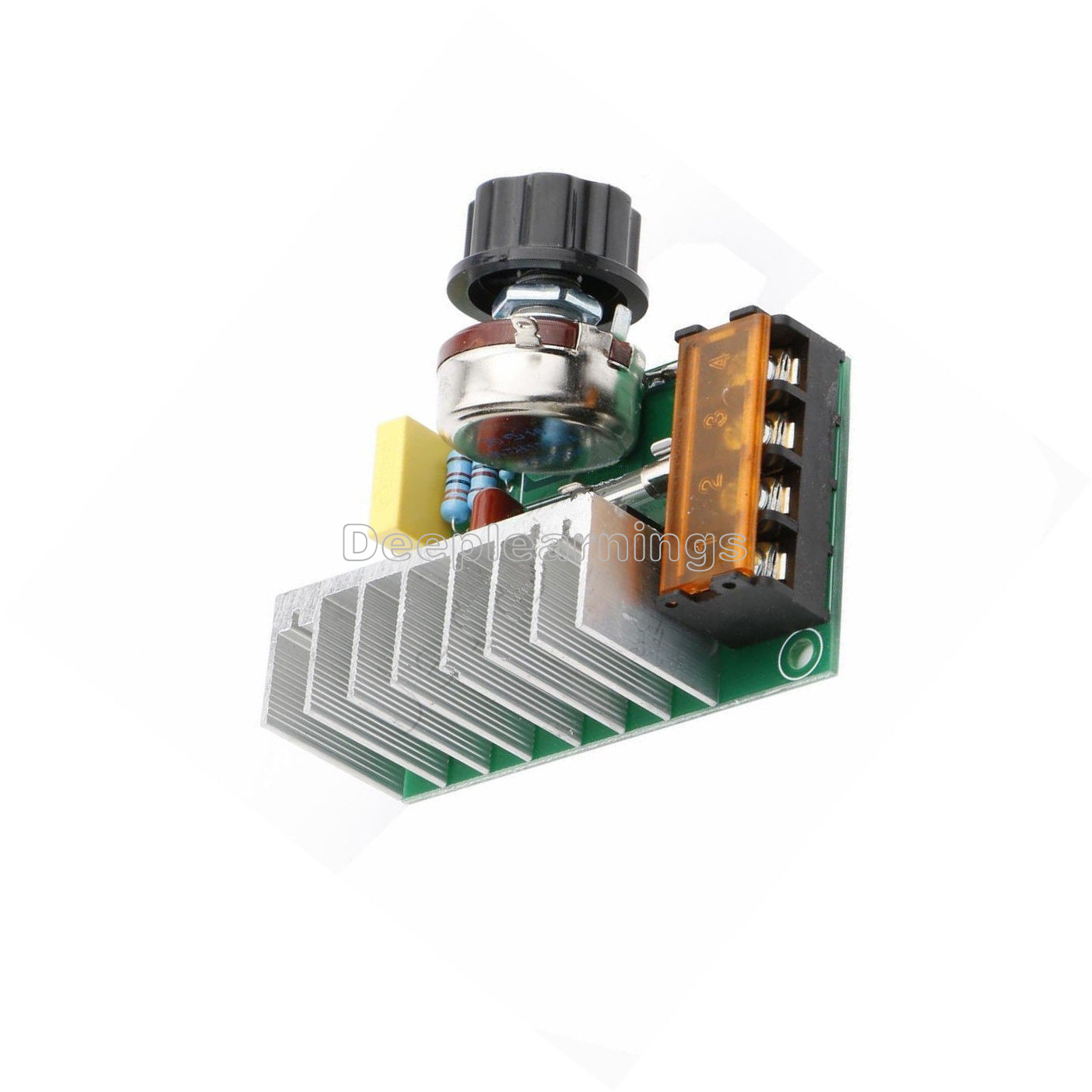 220V 2000W SCR Spannungsregler Temperaturregler Dimmer Drehzahlsteller Controlle