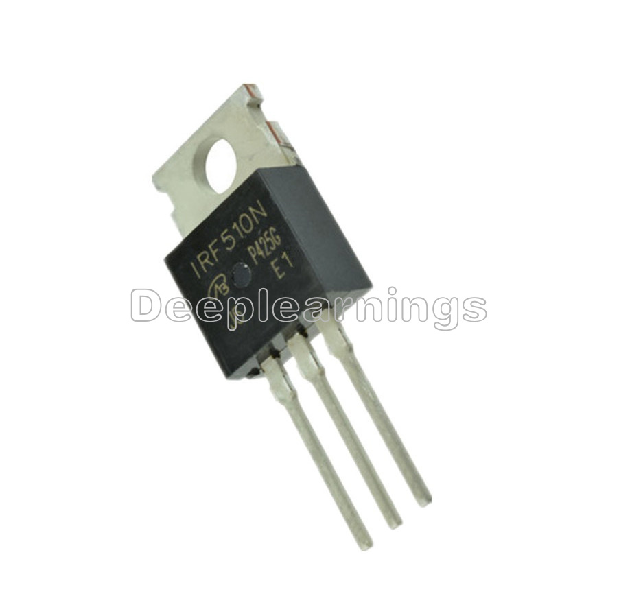 5PCS IRF510NPBF IRF510N IRF510 Power MOSFET N-Channel 100V 5.6A NEW