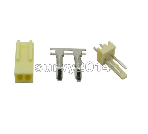 50 pcs//Lots  KF2510 2.54 7P Connector Leads Header Housing Pin header Terminal