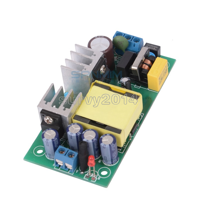 Power Supply Regulator With Short Circuit Protection Schematic Diagram