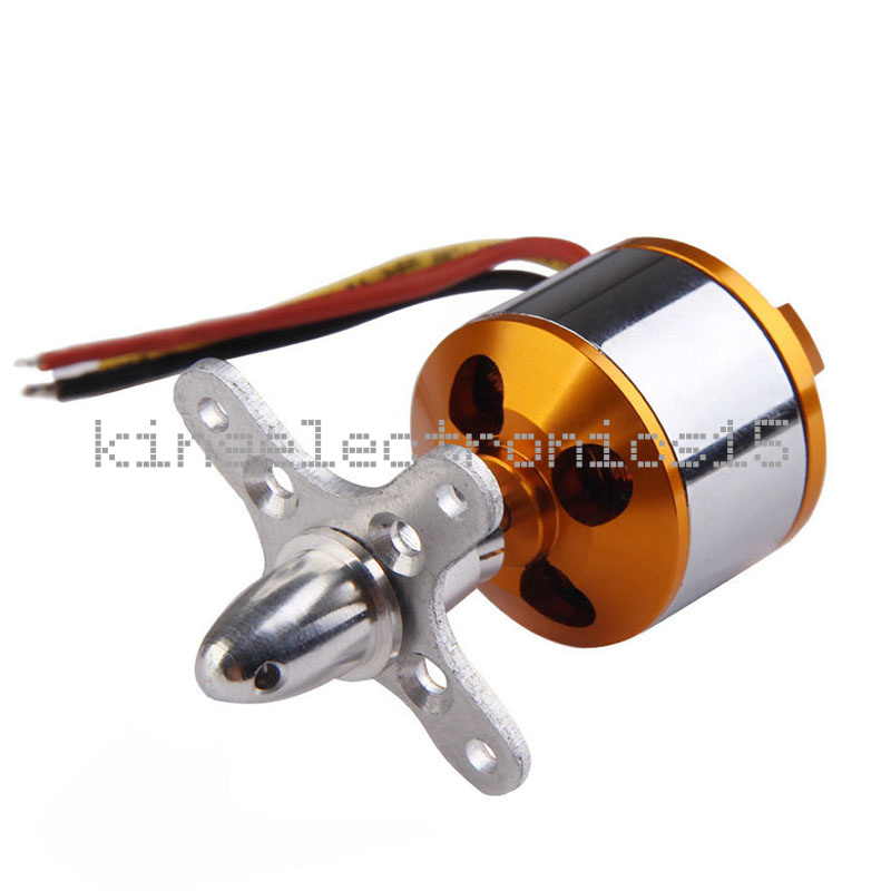1400kv A2212 Motor Outrunner Brushless Airplane Aircraft Quadcopter Helicopter